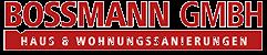 Bossmann GmbH München | Sanierung und Renovierung aus einer Hand Logo